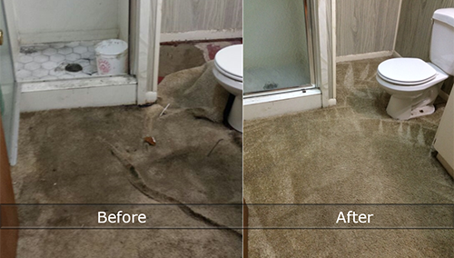 Carpet Cleaning Waldorf water damage and flood damage cleaning and restoration services